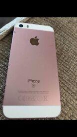 iPhone SE 16 gb on EE