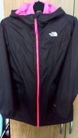 Girls Large (14-16) North Face jacket