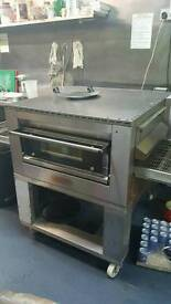 "18""pizza oven and belt"