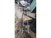 Aluminium Long Ladder