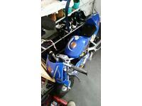 Razor electric mini moto