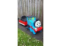 RIDE ON THOMAS TRAIN FOR REPAIR AND TRACK