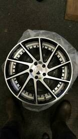 20 inch wheels BMW (brand new)