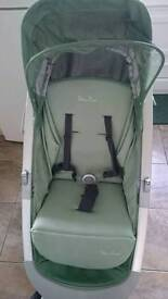 Silvercross halo pushchair stroller