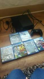 PS4 500gb MAY SWAP READ DISCRIPTION CASH YOUR WAY