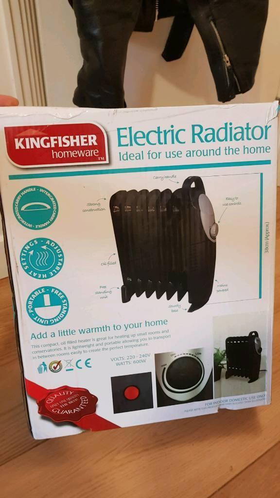 Little electric radiator