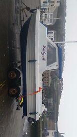 Icelander 18 fast fisher boat