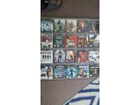 PS3 PLAYSTATION 3 with 20 games and one pad boxed