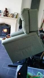 Adjustamatic recliner/riser Chair