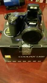 for sale nikon cool pix l820