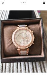 Michael Kors 5896 Rose Gold Watch