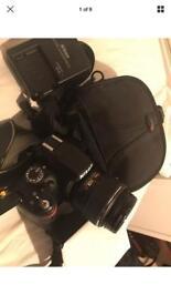 Professional Nikon camera