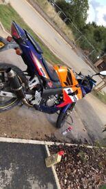 Honda CBR 125 Repsol