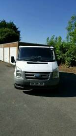 Ford transit t260 85 psi swb white van vgc