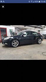2011 Vauxhall insignia 66K miles excellent condition.