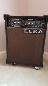 ELKA Vintage Amplifier PAL 100