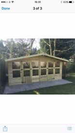 shed manufacturing set up . everything you need