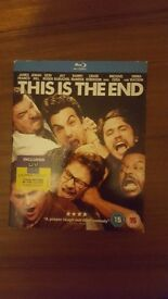 This Is The End Blu-ray DVD