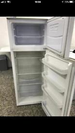 Coolzone fridge freezer full working very nice 4 month warranty free delivery and installation