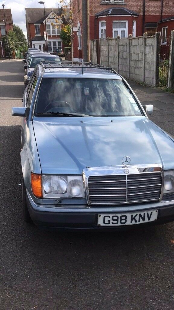 Mercedes 230TE 7 seater Estate ONLY £650