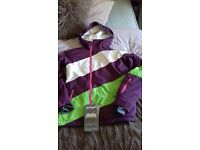 surfanic ladies ski jacket size xs waterproof and breathable