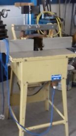 Sheppach HF33 Spindle Moulder