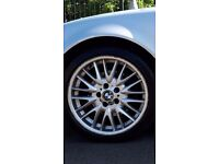 Bmw MV1 R18 Wheels With Tires