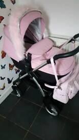 Pink silvercross wayfarer