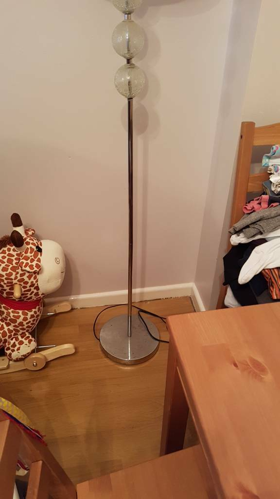 tall lampin Coleford, GloucestershireGumtree - selling this due to wanting a table lamp