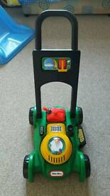 Little Tykes Lawnmower