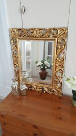 Beautiful Bevelled mirror
