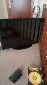 broken tv x2