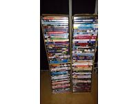 lot of 100 movies on dvd Unopened SEALED just 25p of each Delivery available (edinburgh)
