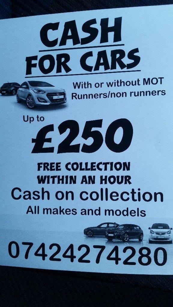 Scrap cars/cash for scrap cars/Nottingham scrap cars/wanted for cash ...