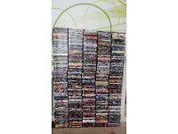Job lot of 485 dvds