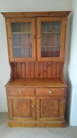 Farmhouse-style Sideboard (Oak)