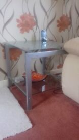 Smoke free home, taller unit £15 and small unit £10, lovely condition