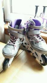 BNWT OXELO ROLLER BOOTS 2.5 -5