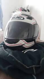 Female HJC helmet size M