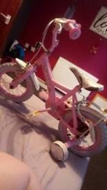 Cupcake apola girls bike