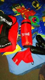 Childrens Deluxe boxing set