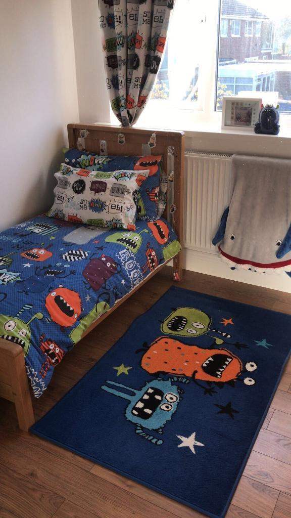 Next Monster kids Bedding set