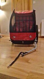 Bike Trailer/Jogger - 2 Seater