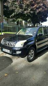 Toyota Land cruiser lc4 with very low mileage