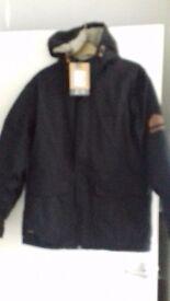 Regatta sternway black coat
