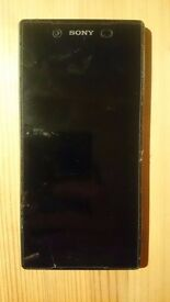 Sony Xperia Z5 32GB - Cracked Screen