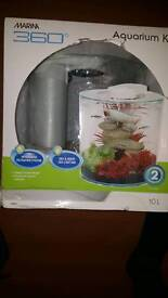 REDUCED Two small fish tanks