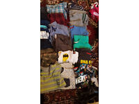 age 8-9 bundle of boys clothes next ted baker etc