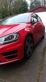VW GOLF R + BMW M1 FOR HIRE