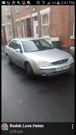 Ford mondeo £135